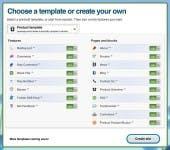 Mit Drupal Gardens können Einsteiger sehr einfach festlegen, welche Features und Seitenelemente die eigene Drupal-Website enthalten soll.