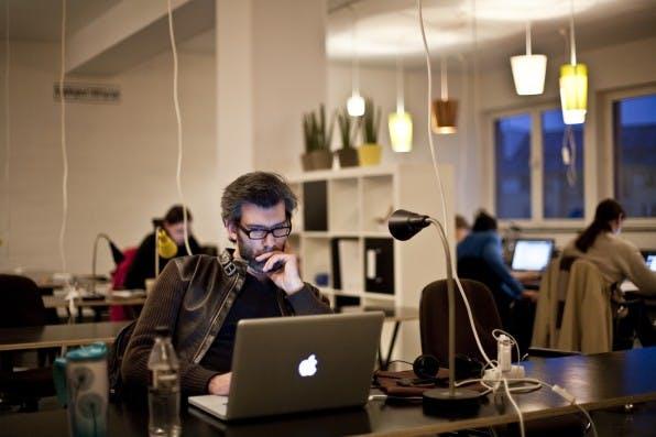 """Die Arbeitswelt der Zukunft: Das Büro ist tot. Es lebe der """"Space""""!"""