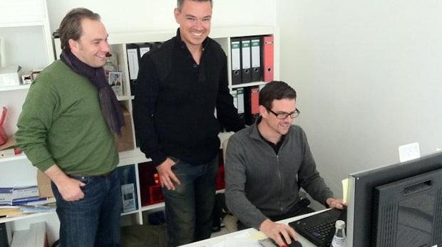 Friendticker-Mitgründer über Copycats, Frisöre und Gründerlehren