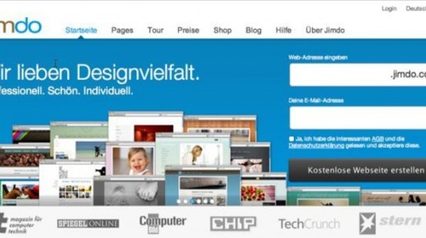 Homepage Baukästen: Do it Yourself!