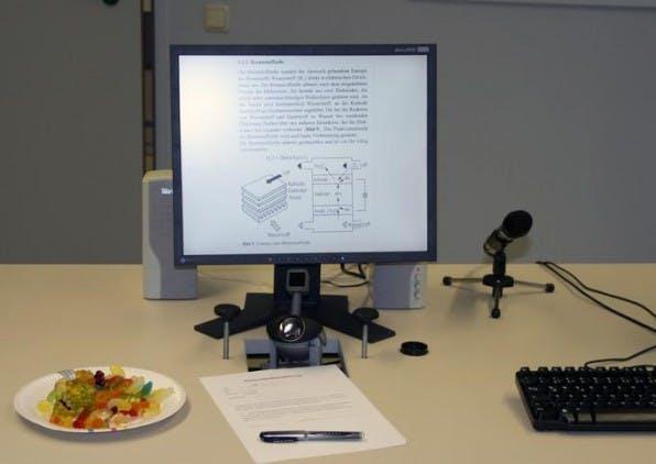 Professionelle Studien setzen meist auf teure technische Ausrüstung mit Mikrofonen und Blickaufzeichnungskameras – dabei können auch schon einfache Mittel zu wertvollen Ergebnissen führen.
