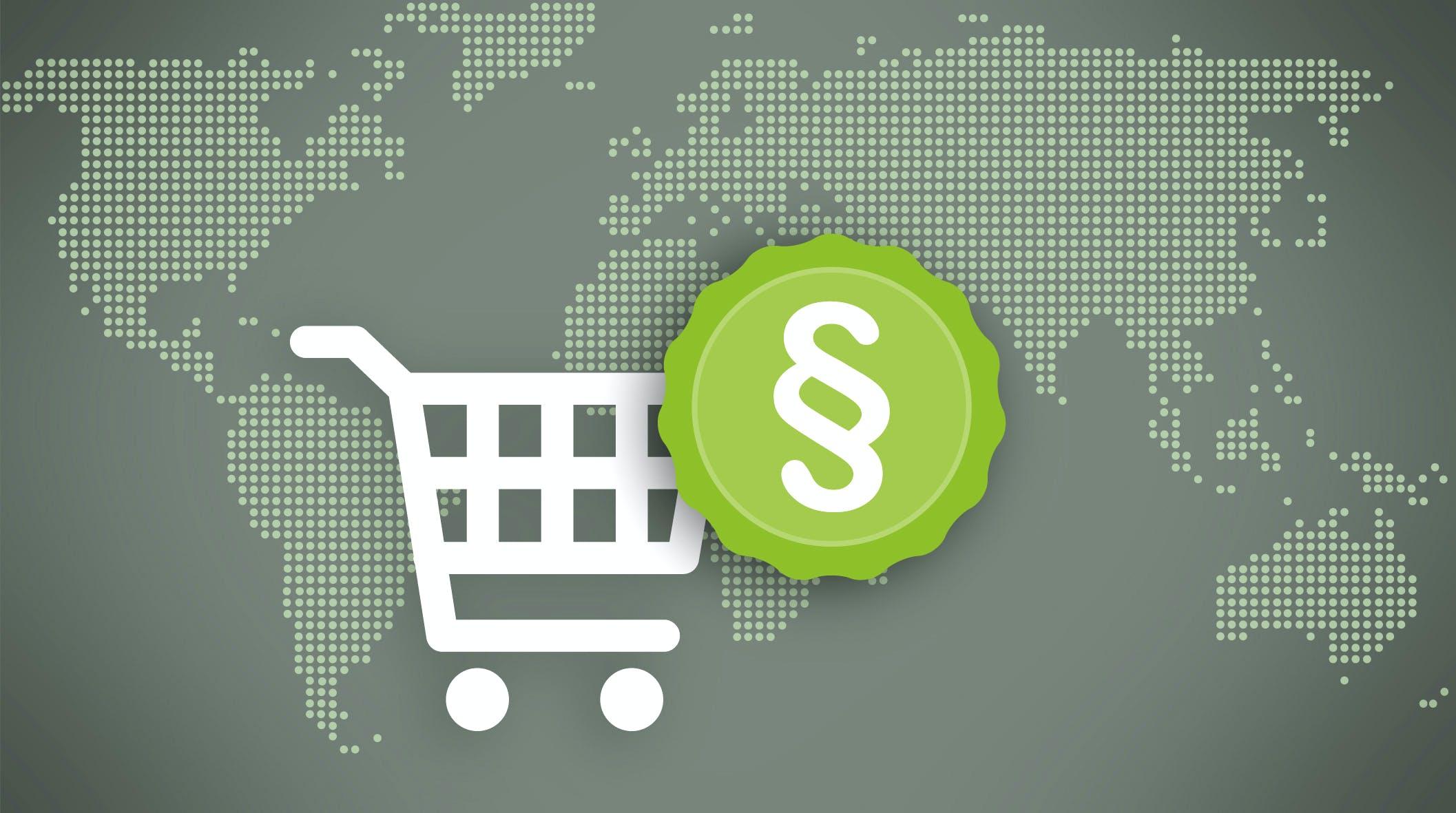 Rechtstipps für internationale Onlineshops: Richtig handeln