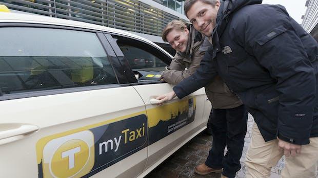 Bitte einsteigen: Ein Besuch bei den Gründern von myTaxi