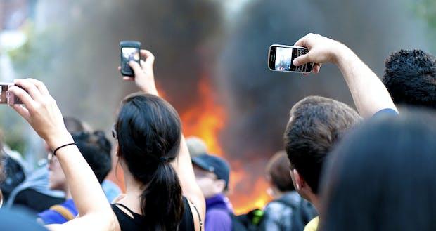 Mobile Crowdsourcing als Lebensretter