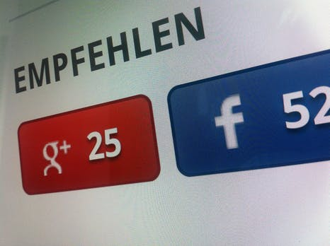 Social-Media-Sharing: So optimierst du deine Seite für Google+ und Facebook