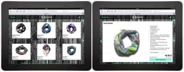 Der Anbieter CouchCommerce wandelt Online-Shops automatisch in Web-Apps um.