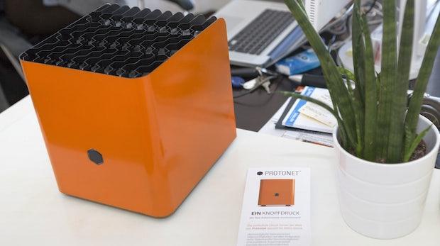 """""""Der einfachste Server der Welt"""" – Protonet im Portrait"""