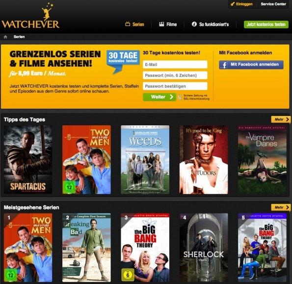 Video-on-Demand-Anbieter sind klassische Beispiele für nicht-lineares Fernsehen.