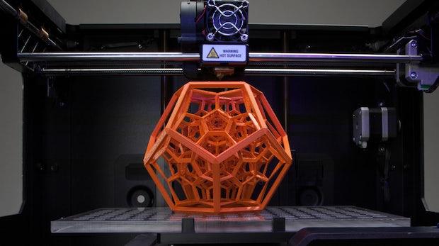 Rapid-Prototyping im 3D-Druck: Schnell entwerfen, drucken und verbessern