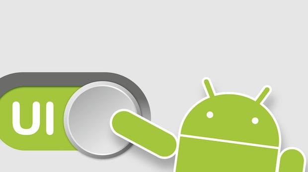 UI-Design für Android: Technische Grundlagen und wertvolle Design-Tipps