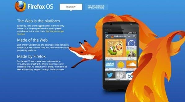 Mit Firefox OS haben Entwickler für ihre Apps im Gegensatz zu iOS und Android direkten Zugriff auf verschiedene Hardwarekomponenten des Smartphones.