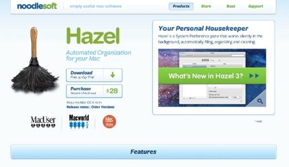 Mit Hazel für Mac lässt sich die Dokumentenverwaltung auf einfache Art und Weise auf Basis von Regeln automatisieren.