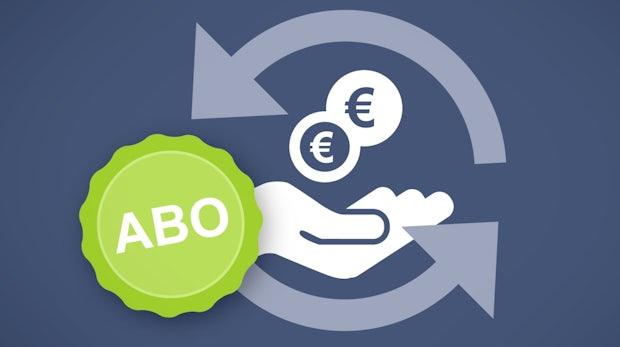 Wiederkehrende Zahlungen im Abo-Modell: So funktionieren Abrechnung und Verwaltung
