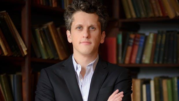 Box-Gründer Aaron Levie im Interview: Der Mann, der Microsoft in die Knie zwingt