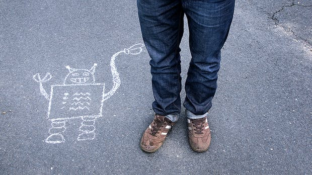 Mein Kollege, der Roboter: Was die Zukunft der Roboter-Technologie bringt
