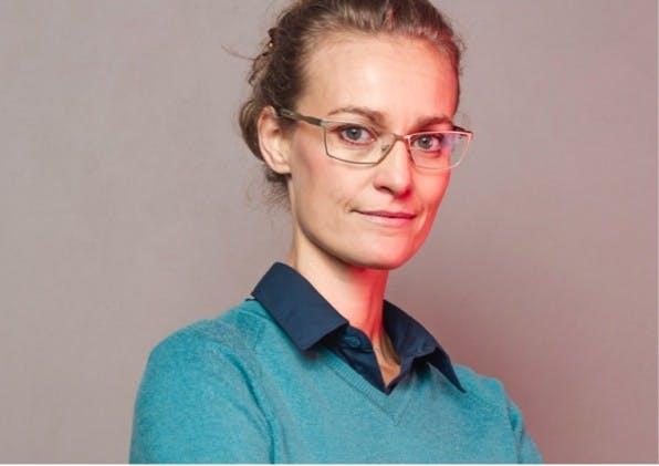 Investoren überzeugt: Ida Tin, CEO von Clue, hat bereits über eine halbe Million Euro für ihren Fruchtbarkeits-Tracker eingesammelt. (Foto: Clue)