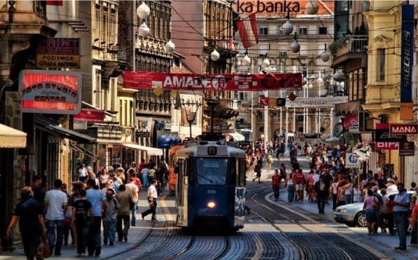 In Zagreb sind es – wie in ganz Kroatien – vor allem private Initiativen, die Gründer unterstützen. Davon gibt es allerdings eine ganze Menge. (Foto: Ullisandersson / Flickr / Lizenz: CC by 2.0)