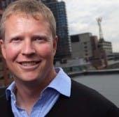 """""""Der Hauptkonkurrent von Slack ist die berufliche E-Mail"""", sagt James Sherrett, Director of Accounts bei Slack."""