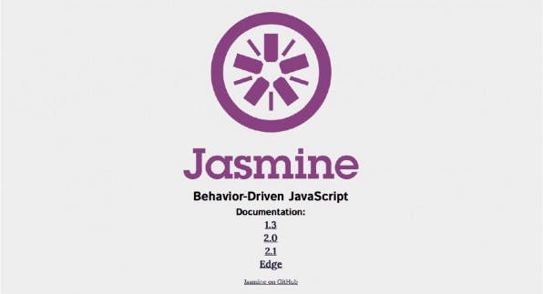 Mit der klaren, nachvollziehbaren Syntax des Testframeworks Jasmine lassen sich einfache JavaScript-Tests formulieren. (Screenshot: jasmine.github.io)