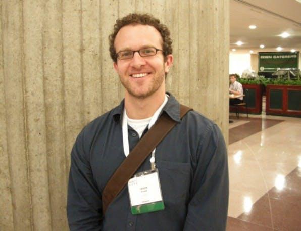 """Nicht mehr auf dem Weg zur Milliardenfirma: Jason Fried konzentriert sich mit seinem Team auf Basecamp - """"von Anfang an unsere beste Idee und unser erfolgreichstes Produkt."""" (Foto: Jemima Gibbons / Flickr)"""