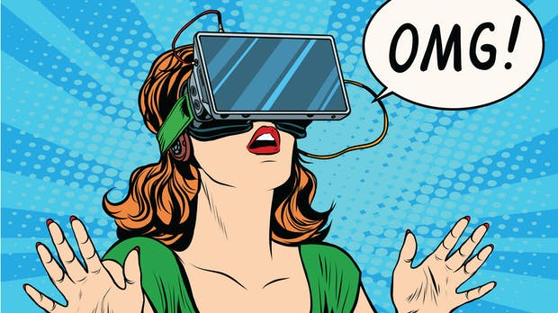 Was Virtual Reality so magisch macht – nicht nur für Games, sondern auch für Marketing und Industrie