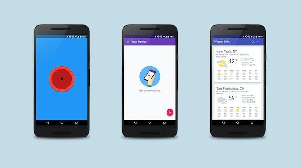 Progressive Web-Apps mit Angular 2 entwickeln: Ist das Ende der App-Stores in Sicht?