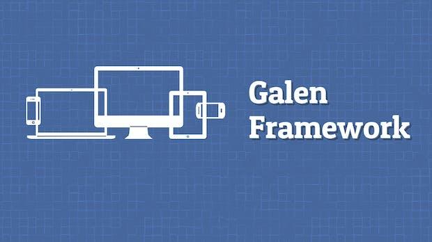 Layout-Testing mit dem Galen-Framework: Stresstest fürs Layout