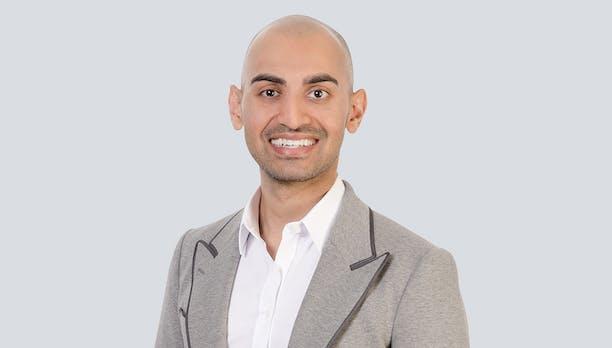 Marketing-Experte Neil Patel: Der Mann mit der Eigenmarke