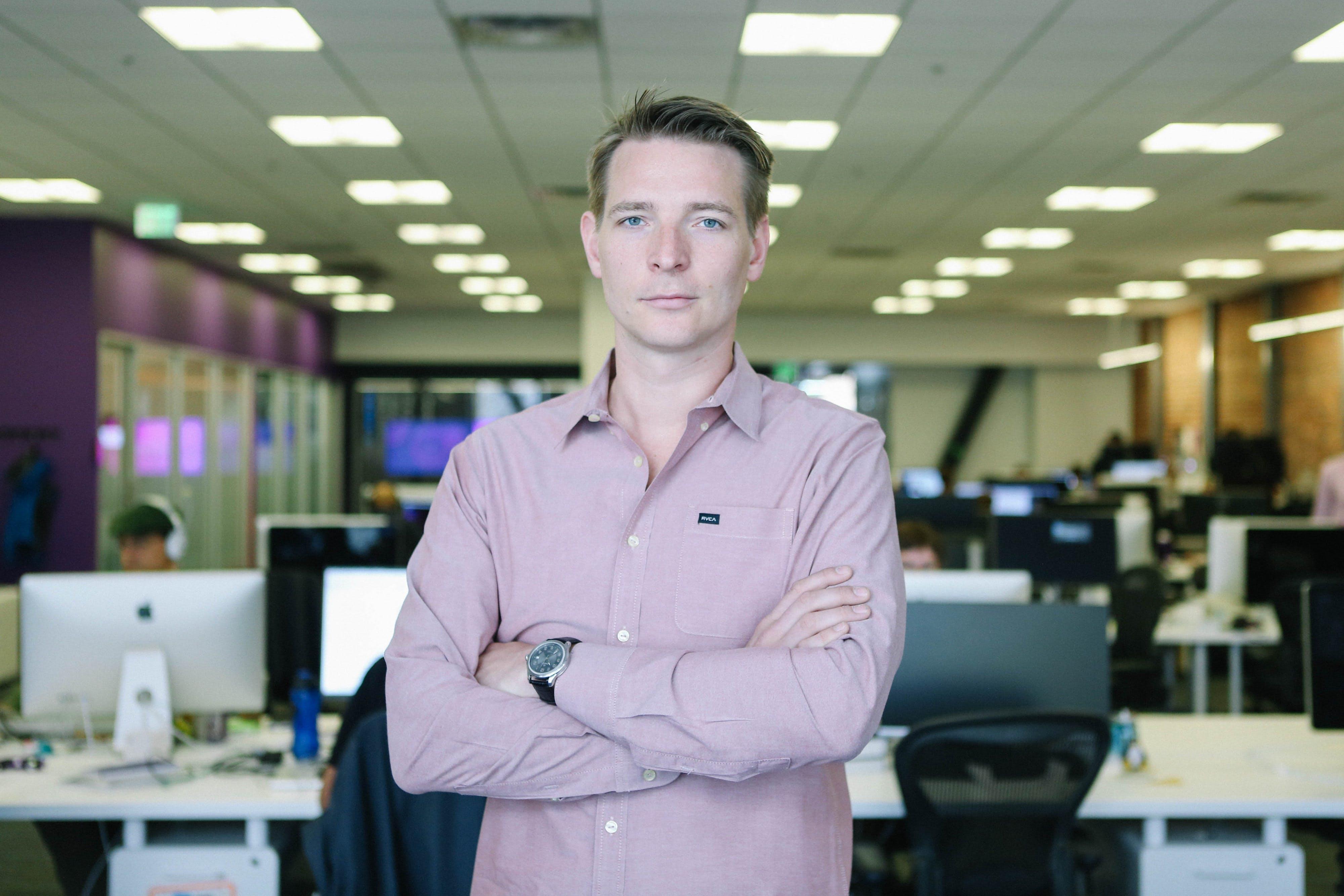 Mesosphere-Chef Florian Leibert: Der Bill Gates des Cloud-Computings