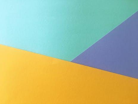 Formen im Webdesign: Gestaltung mit schrägen Linien und Flächen
