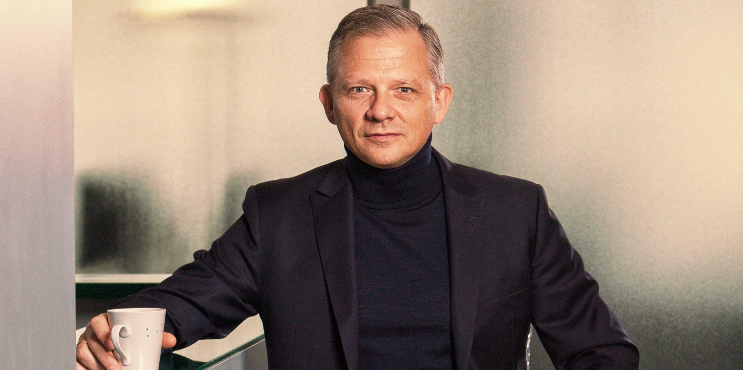"""Fidor-Chef Matthias Kröner: """"Die Bank der Zukunft ist unsichtbar"""""""