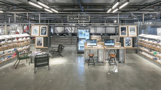 Die Läden der digitalen Generation: Gelungene digitale Konzepte für den stationären Handel