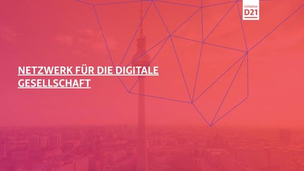 Ein Think-Tank fürs Digitale: Über die ehrgeizigen Ziele von D21