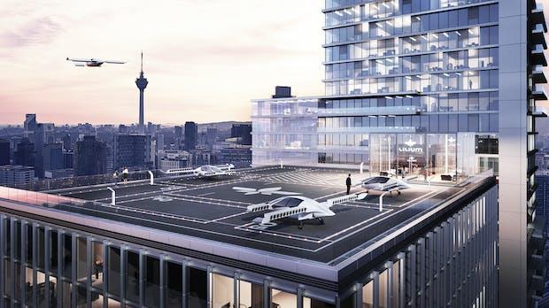 Flugtaxis und vernetzte Schienen: Startups gestalten die Mobilität von morgen