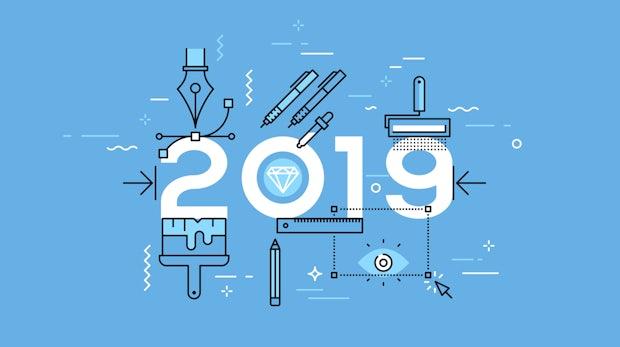 Dieses Jahr knallt's! Die wichtigsten Trends im Webdesign 2019