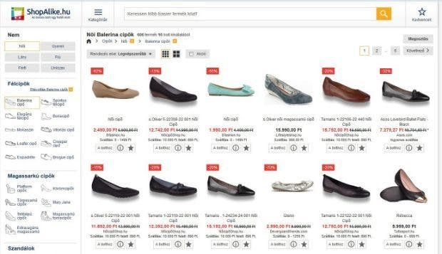 Von Schweden über Spanien bis nach Ungarn: Ladenzeile ermöglicht Onlinehändlern als Plattform den Einstieg in insgesamt 13 Märkte europaweit. (Screenshot: ShopAlike)