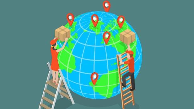 Internationalisierung im E-Commerce: Neue Absatzmärkte und neue Herausforderungen