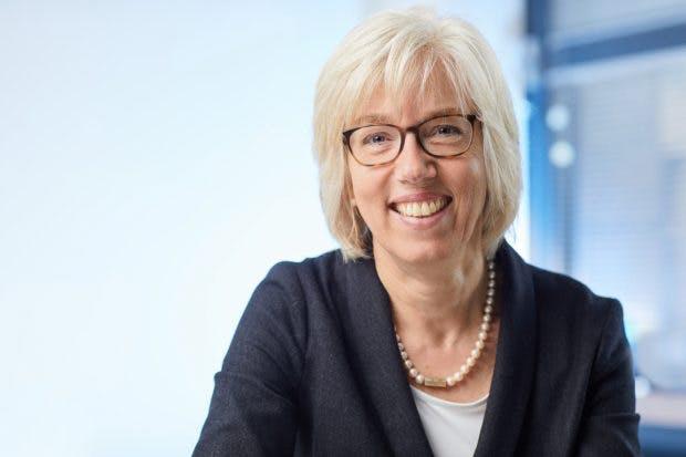 """""""Hätte Tui nicht so eine entschiedene Digitalstrategie, wäre ich nicht hier"""", sagt Elke Reichart. Sie ist aus der IT-Wirtschaft zum Reisekonzern gewechselt. Als CDO treibt sie dessen Transformation nun mit voran. (Foto: Tui Group)"""