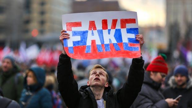 Putin spinnt sein Netz: Was mit der Netzpolitik in Russland passiert