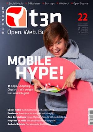 t3n Nr. 22: Mobile Hype