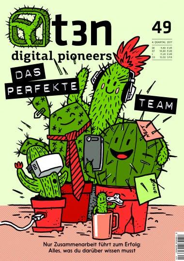 t3n Nr. 49 - Das perfekte Team