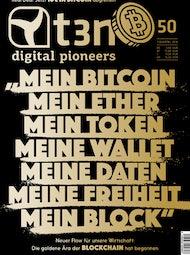 t3n Nr. 50 - Das goldene Zeitalter der Blockchain