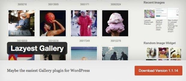 Lazyest Gallery ist eine simple aber effektive Variante für WordPress-Bildergalerien