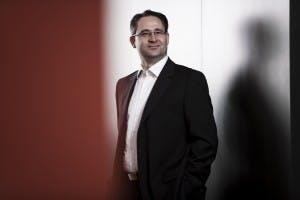 Michael Kienle, Geschäftsführer von it-novum