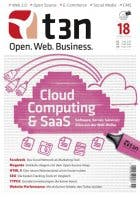 t3n Nr. 18: Cloud Computing und SaaS
