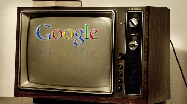 Google TV ohne Inhalte der großen TV-Sender