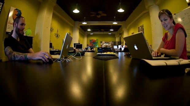 Coworking: Die Zukunft der Arbeit? Coworking in der Übersicht
