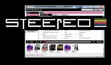 steereo Desktop-Client: Spotify-Alternative für Deutschland