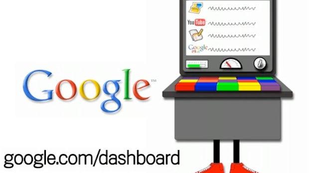 Datenschutz: Sechs Monate Google Dashboard