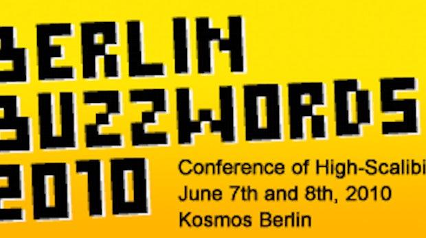 "Veranstaltungstipp: Berlin Buzzwords 2010 - ""Conference of High-Scalability"""